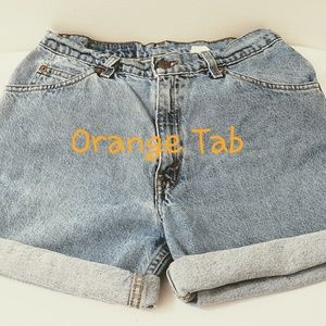 Levi's RARE Orange Tab 967 Relaxed Fit 7